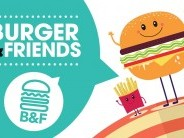 Burger and Friends