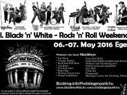 Black 'n' White - Rock 'n' Roll Weekend